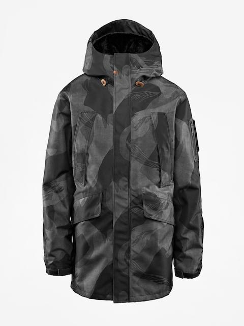 ThirtyTwo Deep Creek Snowboardjacke (black/camo)