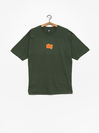 OBEY Obey 1990 T-shirt (forest green)