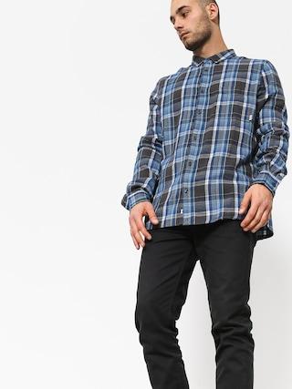 Element Shirt Buffalo Ls (stone grey)