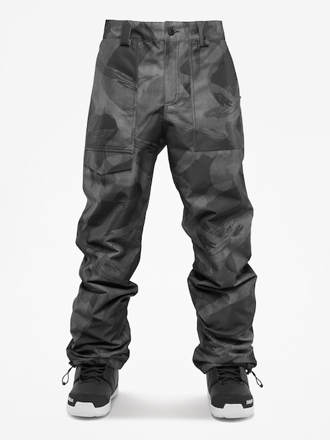 ThirtyTwo Sweeper Snowboard pants (black/camo)