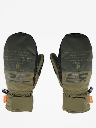 ThirtyTwo Corp Mitt Gloves (olive)