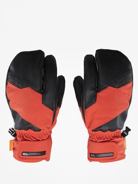 ThirtyTwo Tm Trigger Mitt Gloves (orange)