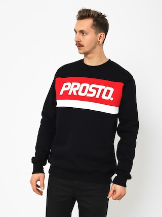 Prosto Sweatshirt Based Crewneck (night)