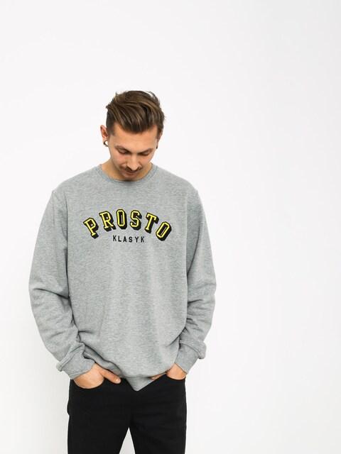 Prosto Volum Sweatshirt (concrete)