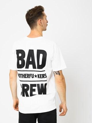 Diamante Wear Bad Motherfuckers T-shirt (white)