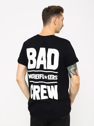 Diamante Wear Bad Motherfuckers T-shirt (black)