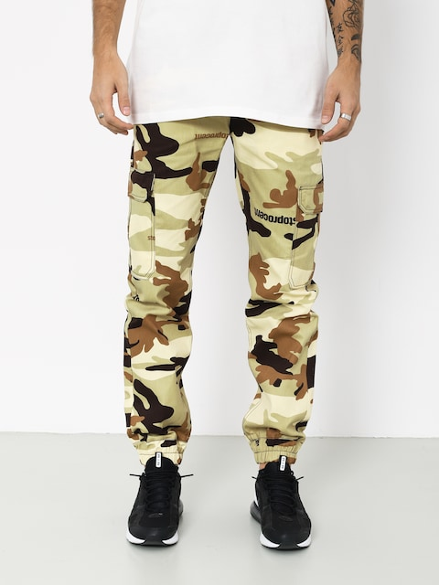 Stoprocent New Army Joggers Pants (camo desert)