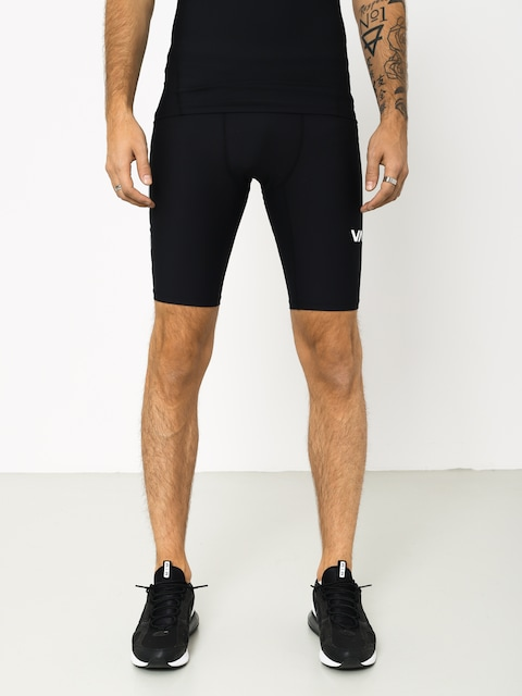 RVCA Va Compression Shorts (black)