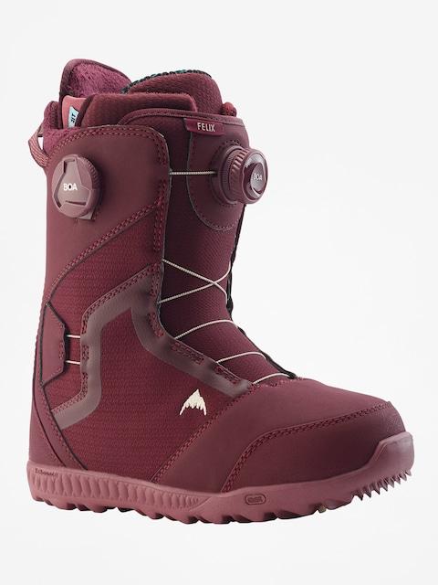 Burton Felix Boa Snowboard boots Wmn (wine girl wasted)