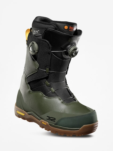 ThirtyTwo Focus Boa Snowboard boots (olive/black/gum)