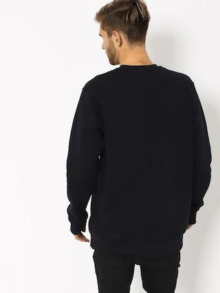 Stoprocent Cube Sweatshirt (black)