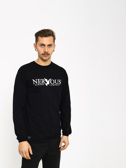 Nervous Classic Longsleeve (black)