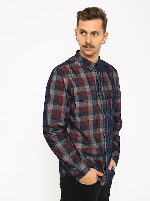 Element Tacoma Cord Shirt (picante)