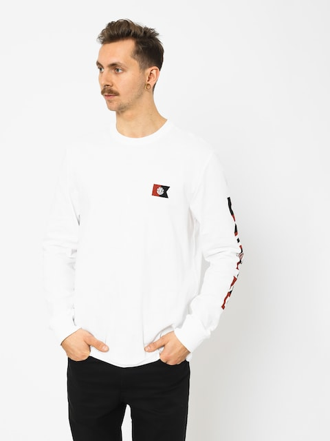 Element Territory Longsleeve (optic white)