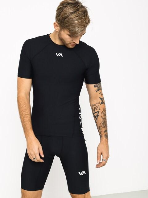 RVCA Va Compression Active t-shirt (black)