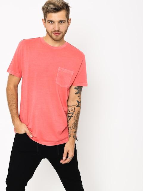 RVCA Ptc 2 Pigment T-shirt (pink)