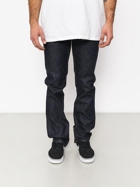 Brixton Pants Reserve 5 Pkt Denim (raw indigo)