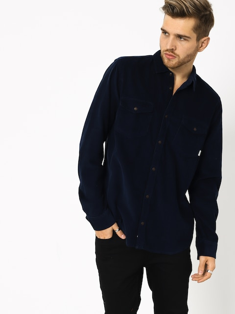 Element Pembroke Ls Shirt (navy blue)