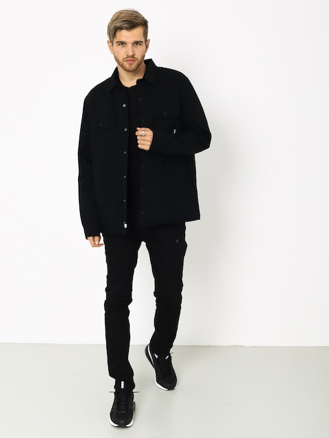 Element Kingsley Ls Shirt (black)