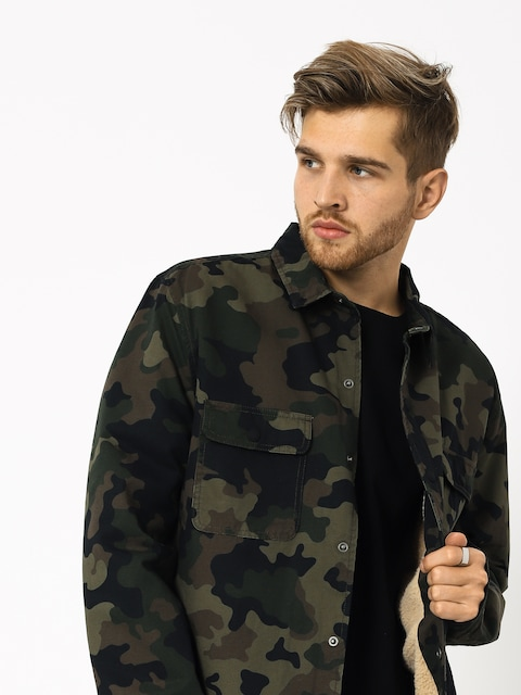Element Kingsley Ls Shirt (camo)