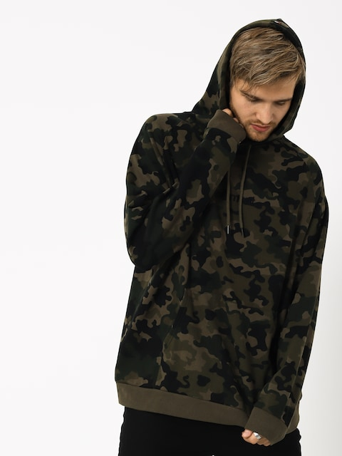 Element Big HD Hoodie (bark camo)