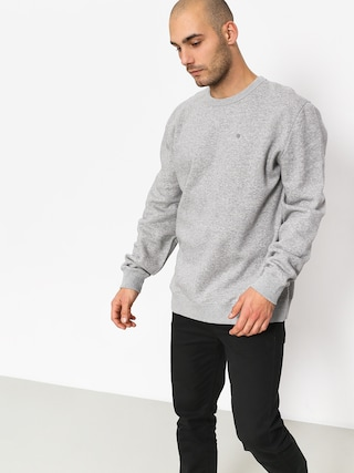 Brixton Sweatshirt B Shield Crew (heather grey)