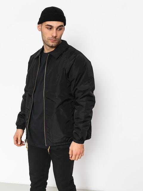 Brixton Claxton Collar Sherpa Jacket (black)