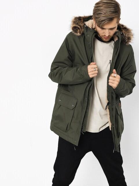 Volcom Lidward Parka Jacket (mil)