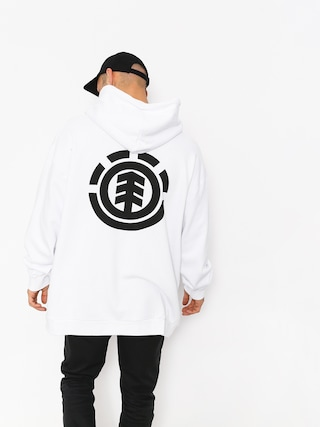 Element Hoodie Kh Smile Pop HD (optic white)