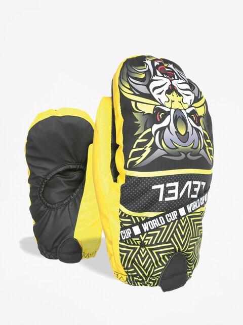 Level Overglove Speed Handschuhe (yellow)