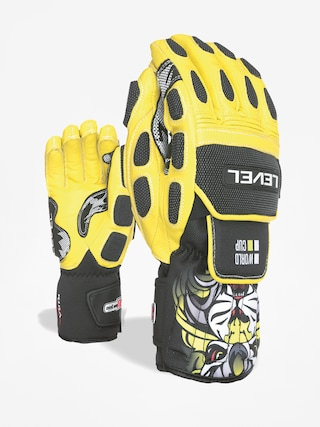 Level Worldcup Cf Gloves (yellow)