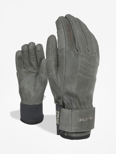 Level Rexford Handschuhe (anthracite)