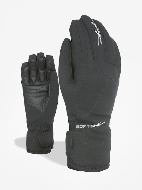 Level Zoe Gloves Wmn (black)