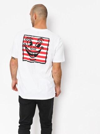 Element T-shirt Kh Smile (optic white)