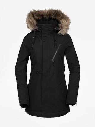 Volcom Fawn Ins Snowboard jacket Wmn (blk)