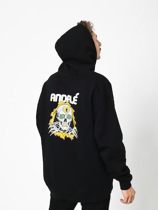 Andale Brigade HD Hoodie (black)