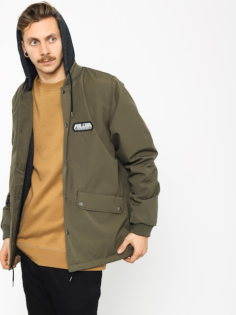 Volcom Highstone Jacket (mil)