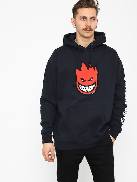 Spitfire Big Head Fill HD Hoodie