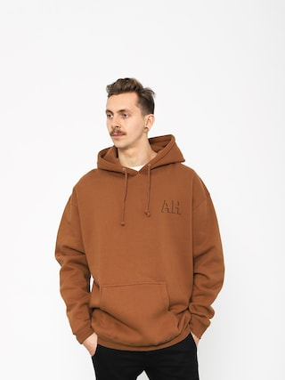 Antihero Drop Hero HD Hoodie (sddle/blk)