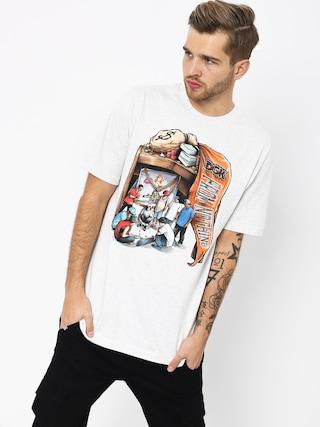 DGK Hard Knocks T-shirt (ash)