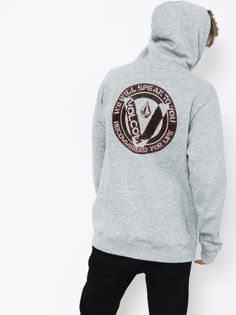Volcom Supply Stone ZIP Sweatshirt (stm)