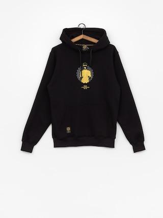 MassDnm Golden Chick HD Hoodie (black)