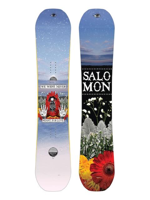 Salomon Snowboard Gypsy Classicks By Desire Wmn (multi)