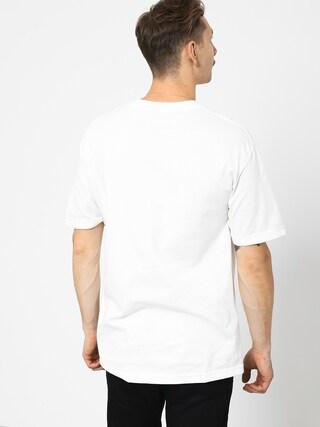 DGK Hard Knocks T-shirt (white)