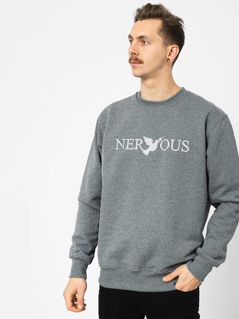 Nervous Crew Classic Sweatshirt (grey)