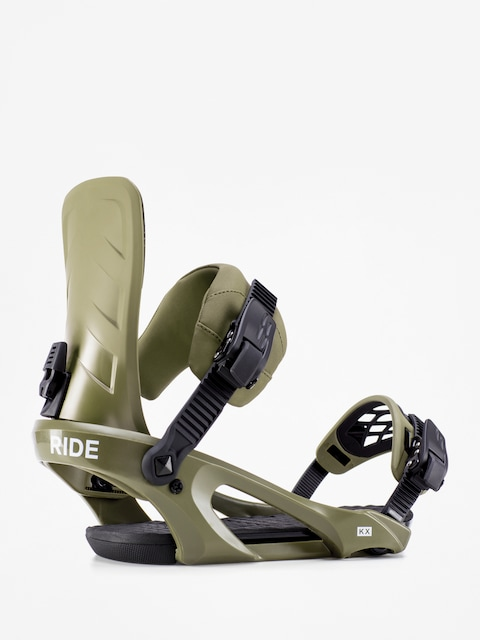 Ride Kx Snowboard bindings (olive)
