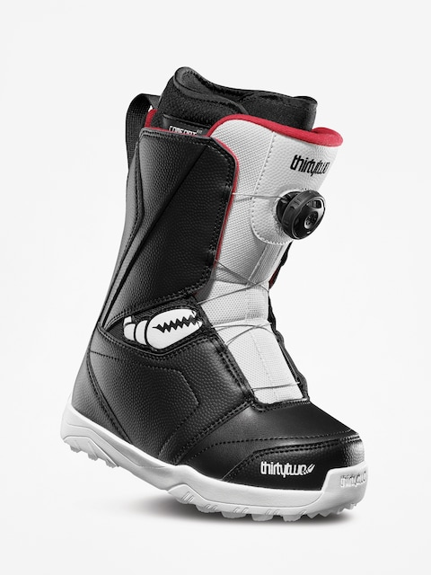 ThirtyTwo Lashed Crab Grab Boa Snowboard boots (black raw)