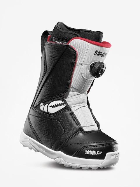 ThirtyTwo Lashed Crab Grab Boa Snowboard boots (black raw)