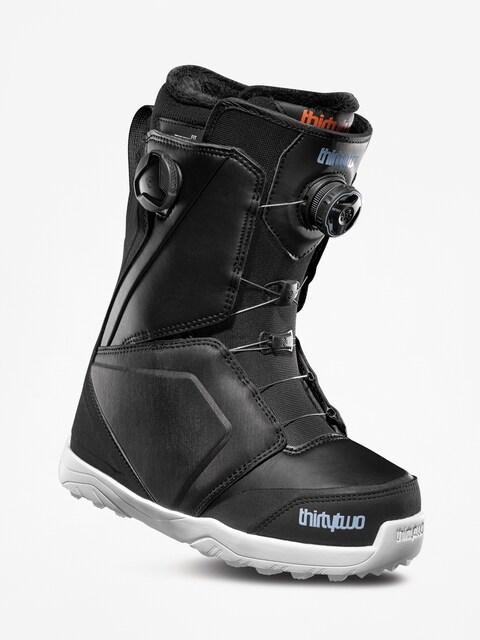 ThirtyTwo Lashed Double Boa Snowboardschuhe Wmn (black/blue/white)