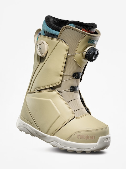 ThirtyTwo Lashed Double Boa Snowboardschuhe Wmn (tan/blue)